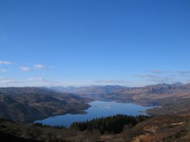 Loch Katrine by james147741
