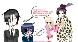 Alois is just my stripper name by shiriomi