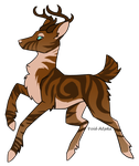 Deer Auction - OPEN by Adopts-Only