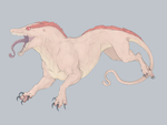 Crested Gecko Dragon by purple-beast