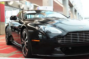 Aston Martin DB9 - Nose by FatalSedative