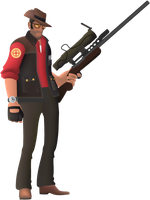 The Sniper by ninja-steave by TeamFortress2Club