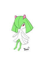 Kirlia by NIGHTSandTAILSFAN