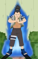 Shikamaru by S-Pan