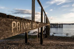 Private Keep Off by Vendrava