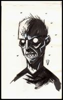 Zombie Brush pen-4 by SHAN-01