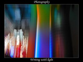 Writing with light by almen