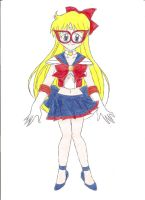 Sailor V by animequeen20012003