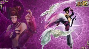 Juri Han Wallpaper by fightersnetwork