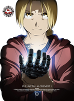Edward Elric png by TFitw