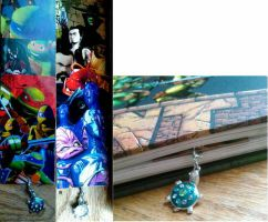 My Custom bookmark! :D by TheArtisticGoddess