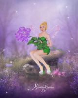 Tinkerbell by paranormallily32