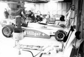 Shadow DN9 (Great Britain 1978) by F1-history