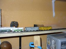 N scale rolling stock01 by piojote