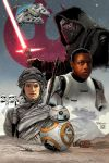 Star Wars Episode VII The Force Awakens / Colored by jasonbaroody