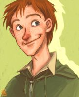 Fred Weasley by flominowa