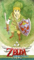 Skyward Sword by cheshirecatart