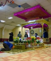 Prostration at the Gurdwara by ggeudraco