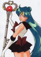 sailor pluto 2 by ladymadge