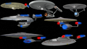 History of the Enterprise by enterprisedavid