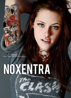 Kristen Stewart Punk Style Try by N0xentra