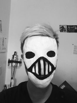 Zach mask WIP 1 by Masked-Observer