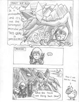 The Old Day in Monster Hunter by mickking