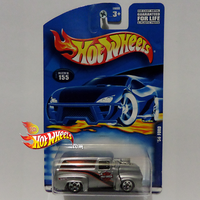 Harley Davidson Truck '56 FORD by idhotwheels
