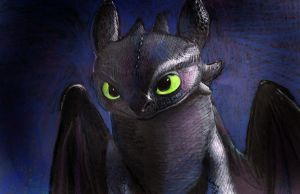toothless by hannah1796