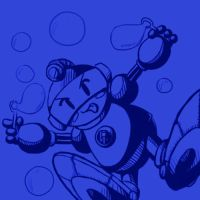 Bubble Exe by Gingler