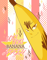 doki doki banana high cover by suohii