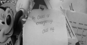 In Case of Emergency by CatchingFear