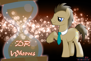 119 - Wallpaper For DR. Whooves (A+) by Ov3rHell3XoduZ