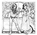 OUAT: A Beauty and her Beast by danielfoez