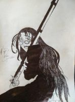 Try Of Rip Van Winkle From Hellsing by horrificgothiclolita