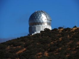 McDonald Observatory by SharPhotography