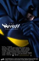 The Wraith Movie Poster by iskandarsalim