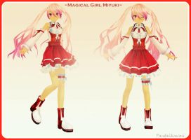 MOTME- Magical Girl Miyuki something or other by pandahkawaii