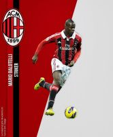 Mario Balotelli by KemalEkimGraphic