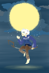 RotG: With The Moon by SymphKat