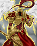Kayle - The Judicator by 5-Tails