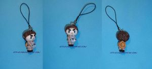 Australia cell phone charm by lysen