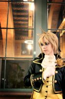 Len Kagamine: I Am Your Servant by OztheNekoMaster