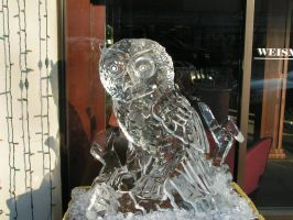 Ice Sculpture 33 by ItsAllStock