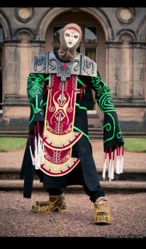 King Zant the Usurper by plastic-anime