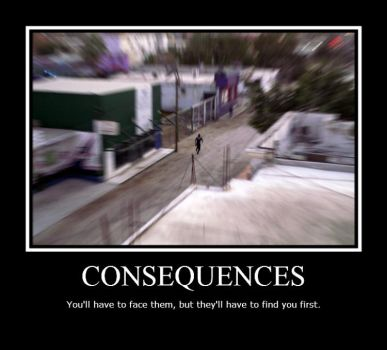 Consequences by Timekeeperxx