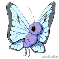 Butterfree by bensigas