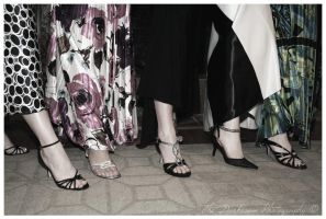 Girls and Their Shoes by TheDarkRoom-Photo