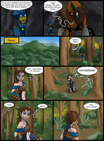 Hunters and Hunted Ch 4 Pg 31 by Saronicle
