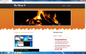 The-dhruv-8 website coming soon by TheDhruv